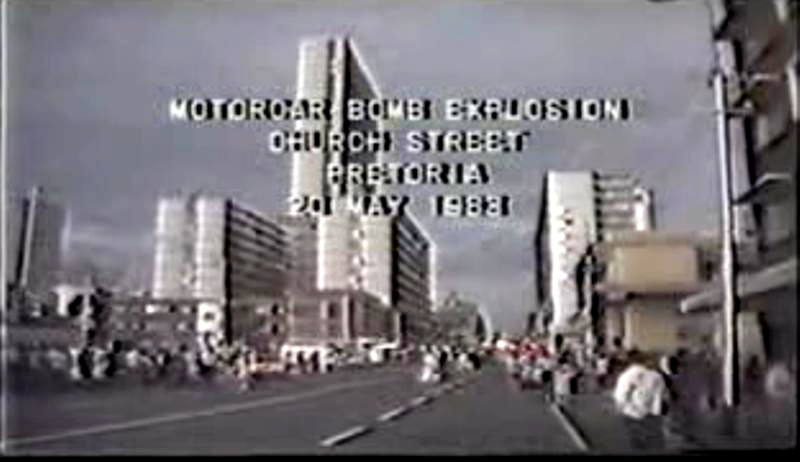 Attentato di Church street, 20 maggio 1983