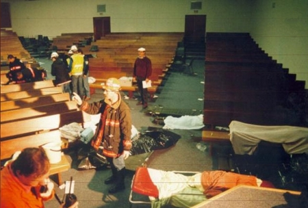 Massacro di Saint James Church, 25 luglio 1993