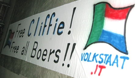 Free Cliffie! Free all Boers!